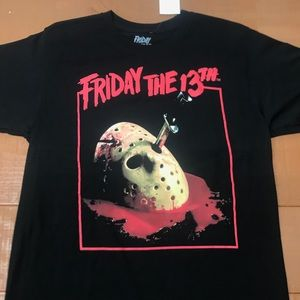 Other - Friday The 13th Graphic Tee Sz M